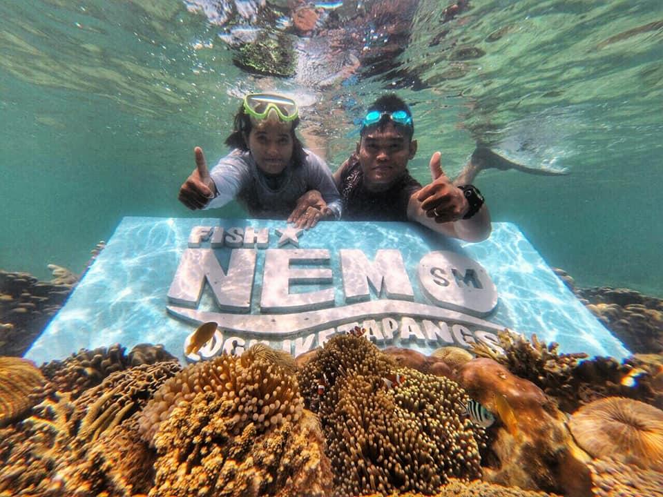 Wisata Gili KEtapang Snorkeling Murah