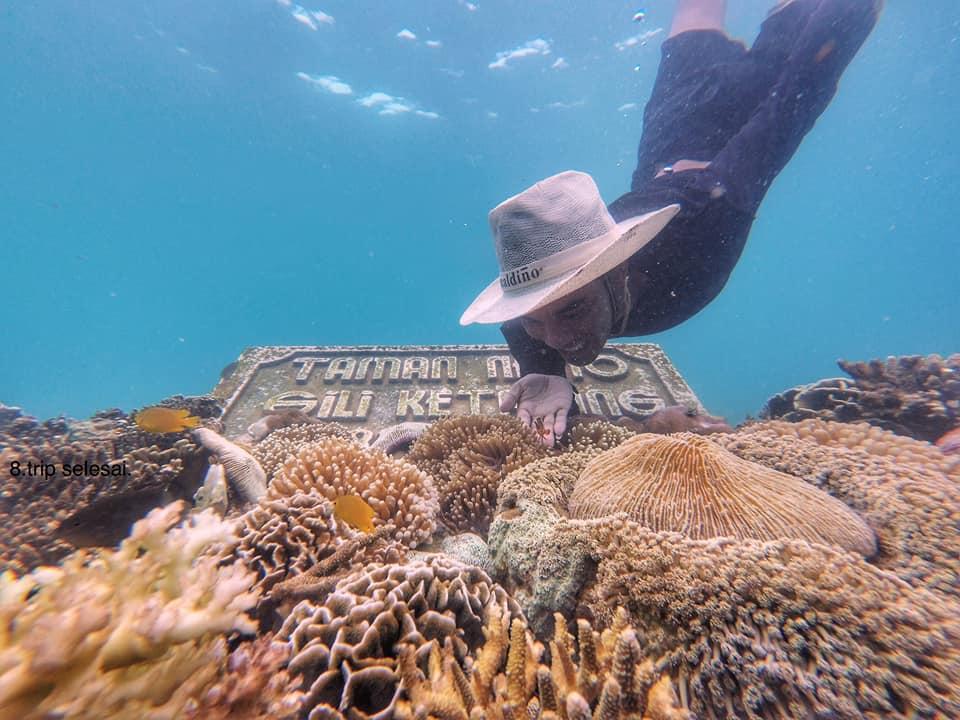 Wisata Pulau Gili Ketapang Murah
